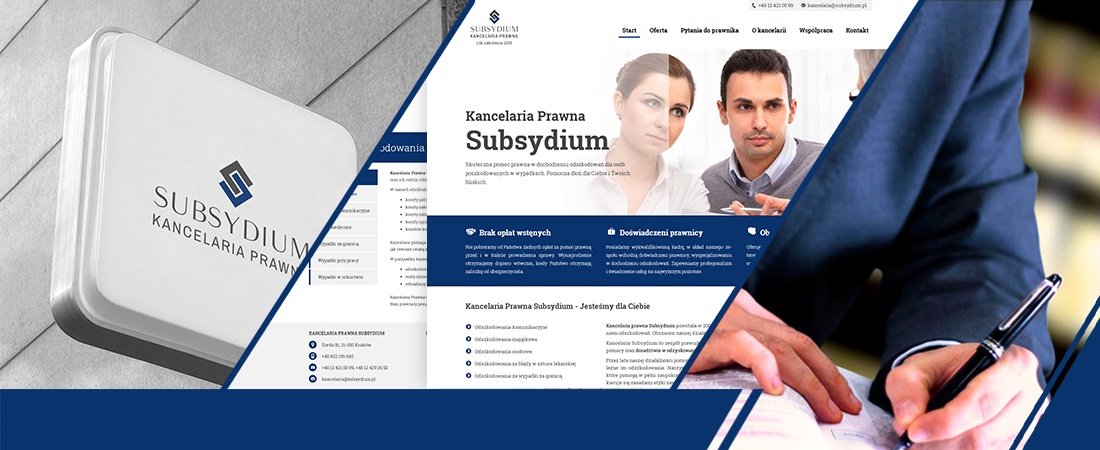 Subsydium - potrtfoio