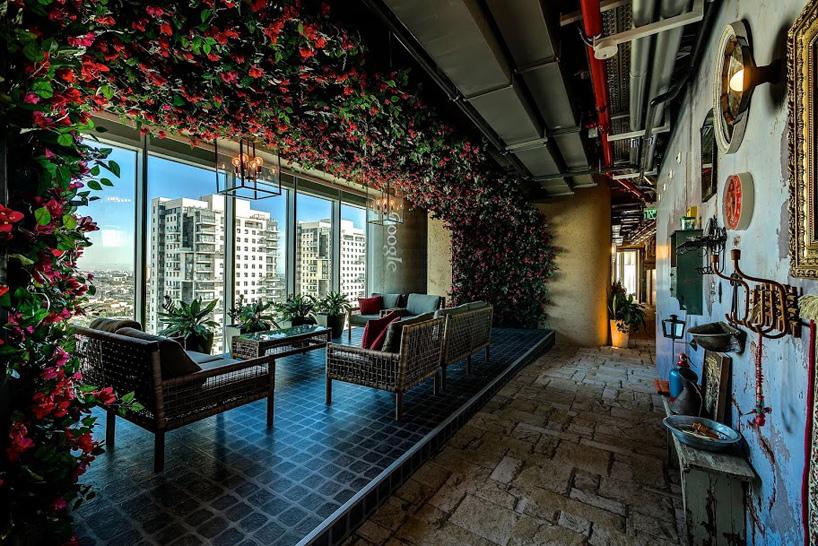Biuro Google w Tel Avivie - zdjęcie