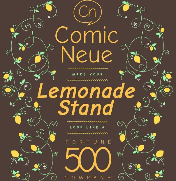 Comic Neue - Nowa odsłona Comic Sans - zdjęcie