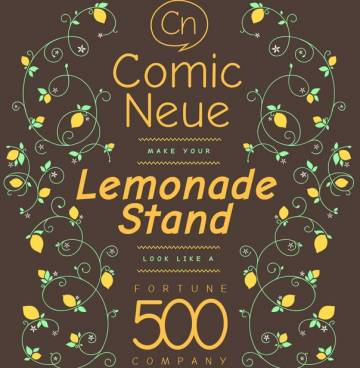 Comic Neue - Nowa odsłona Comic Sans