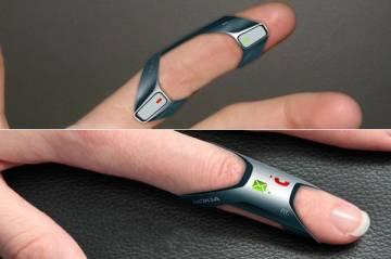 Telefon na palec – Nokia FIT