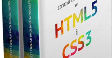 HTML5 i CSS3 dla początkujących za darmo