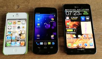 (Nie)za duże smartfony
