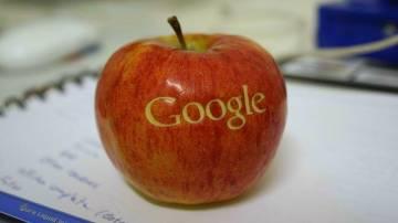 Google wyprzedza Apple