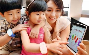 LG KizON – inteligentna  opaska dla dzieci