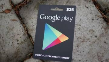Karty Google Play już w Polsce