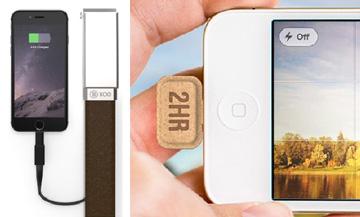 Alternatywne źródło energii dla smartfonów