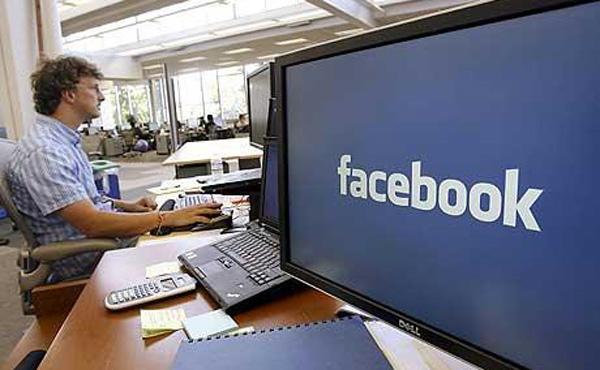 Facebook social media - zdjęcie
