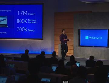 Konferencja Windows 10