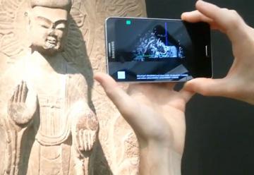 Smartfon jako skaner 3D
