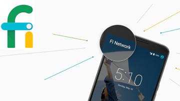 Sieć komórkowa Google