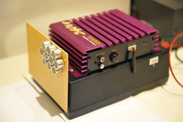 Telefon ładowany ultradźwiękami